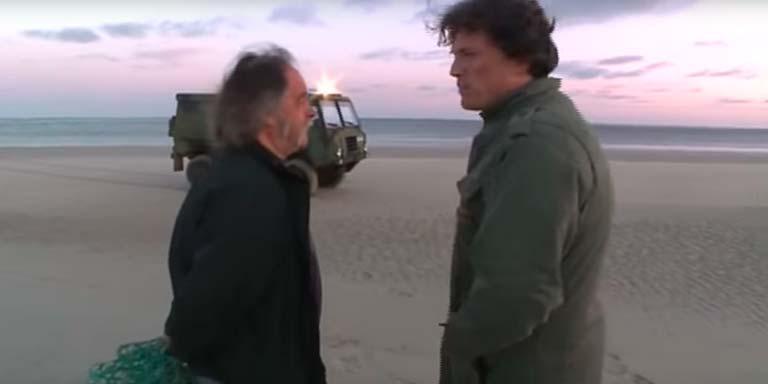 Video | Presentator Bas Westerweel op pad met Zeehondenredder Hessel