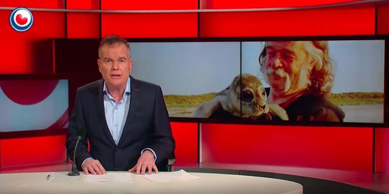 Video | Petitie en Facebook-actie voor zeehondenredder Wiegman