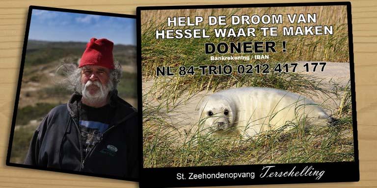 Help ons de droom van Hessel waar te maken